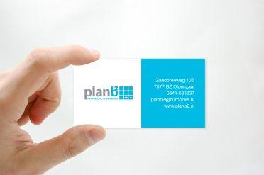 visitekaart planB2